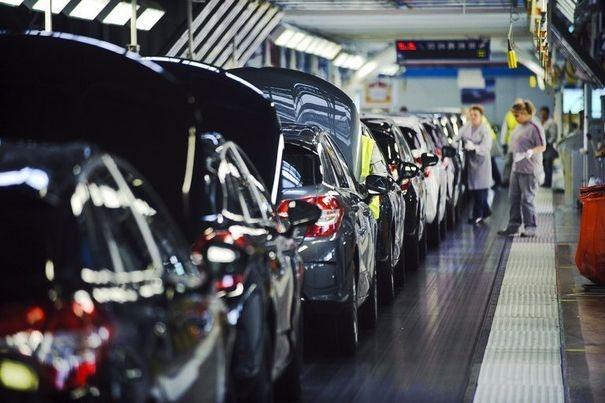 Le marché automobile Français en perte de vitesse