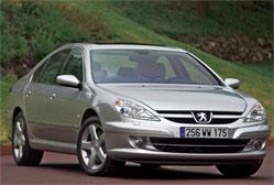 Peugeot 607 2.2 HDi Pack Ivoire Nous avons été impressionnés