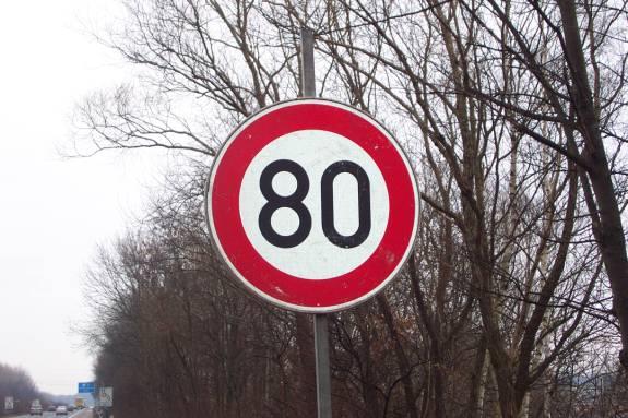 Vitesse limitée à 80 km/h sur le réseau secondaire(Video)