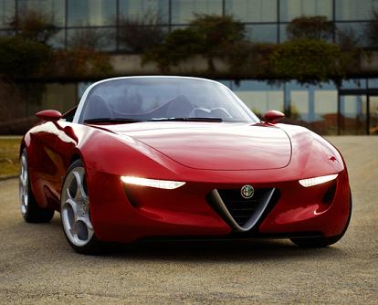 Pininfarina rend hommage à Alfa Romeo à l'occasion de son centième anniversaire, avec le concept « 2...