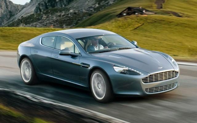 Aston Martin engage sa berline, Aux 24H du Nürburgring.