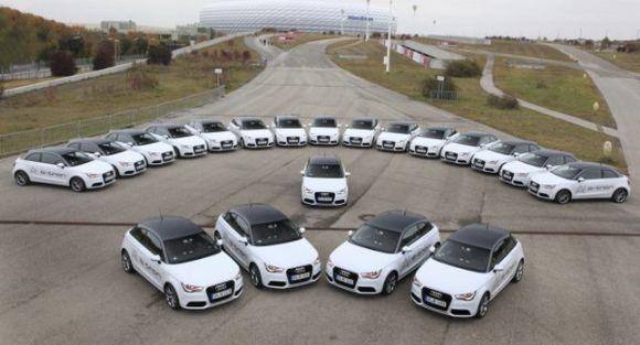 L'Audi A1 E-tron ! (Vidéo)