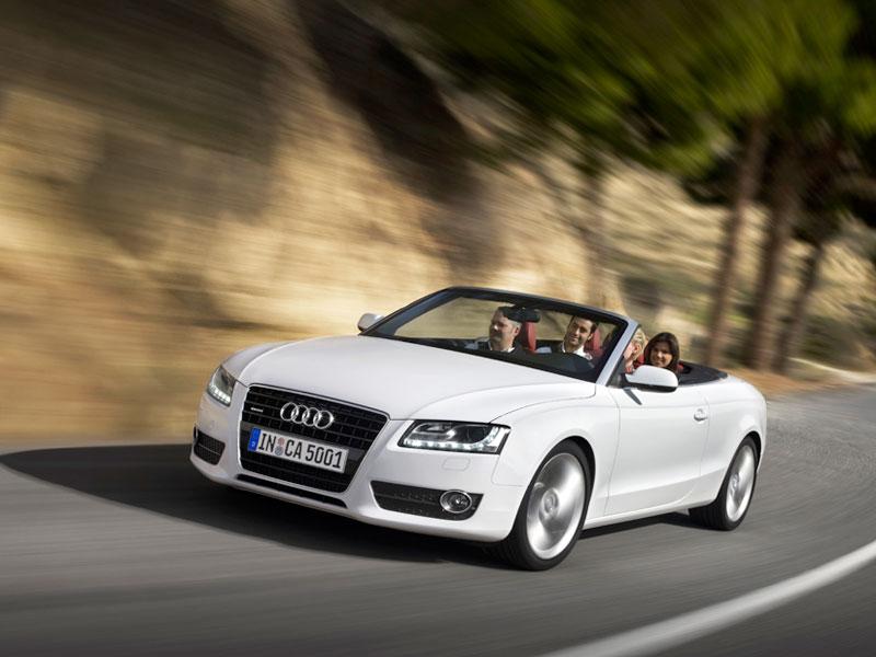Au lancement de l'Audi A5, il ne planait aucun doute sur le fait que ce coupé 4 places servirait de ...