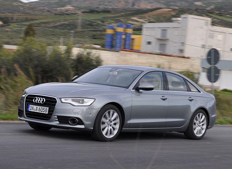 La nouvelle version de l'A6 d'Audi se veut à la fois plus puissante et moins polluante.