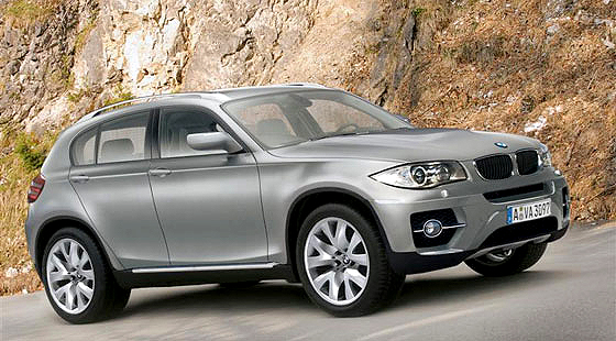Le constructeur allemand BMW proposera à partir de la fin de l'année 2009 son nouveau SUV compact, l...
