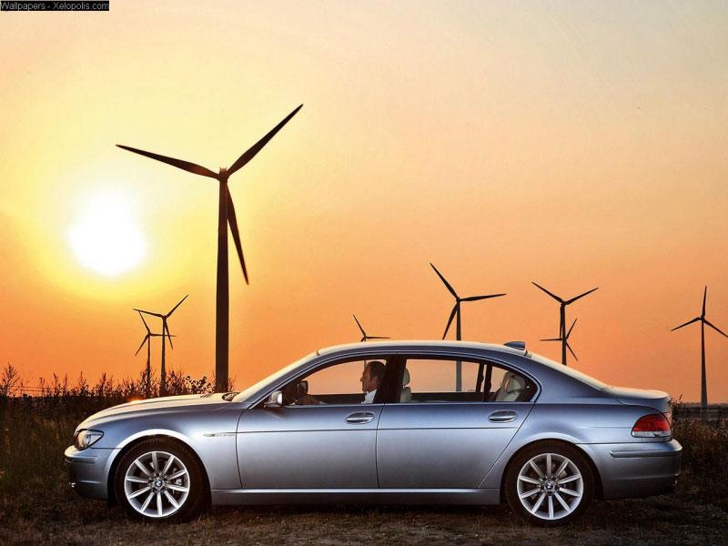 BMW hydrogène 7 200 personnes l'a testent en France