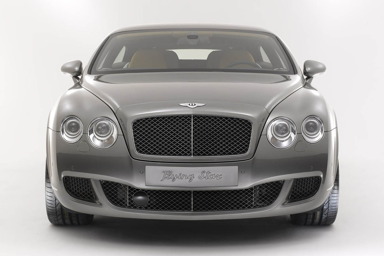La Bentley (Vidéo)
