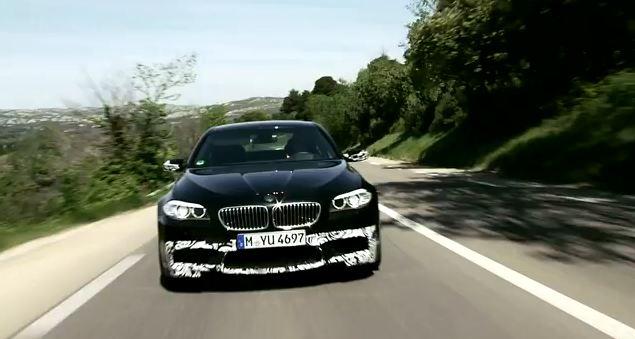 Le constructeur allemand BMW a mis en ligne une vidéo promotionnelle pour sa M5.