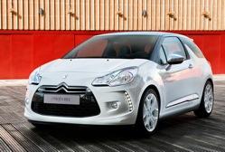Citroën DS3 (Vidéo) Démarrage en beauté