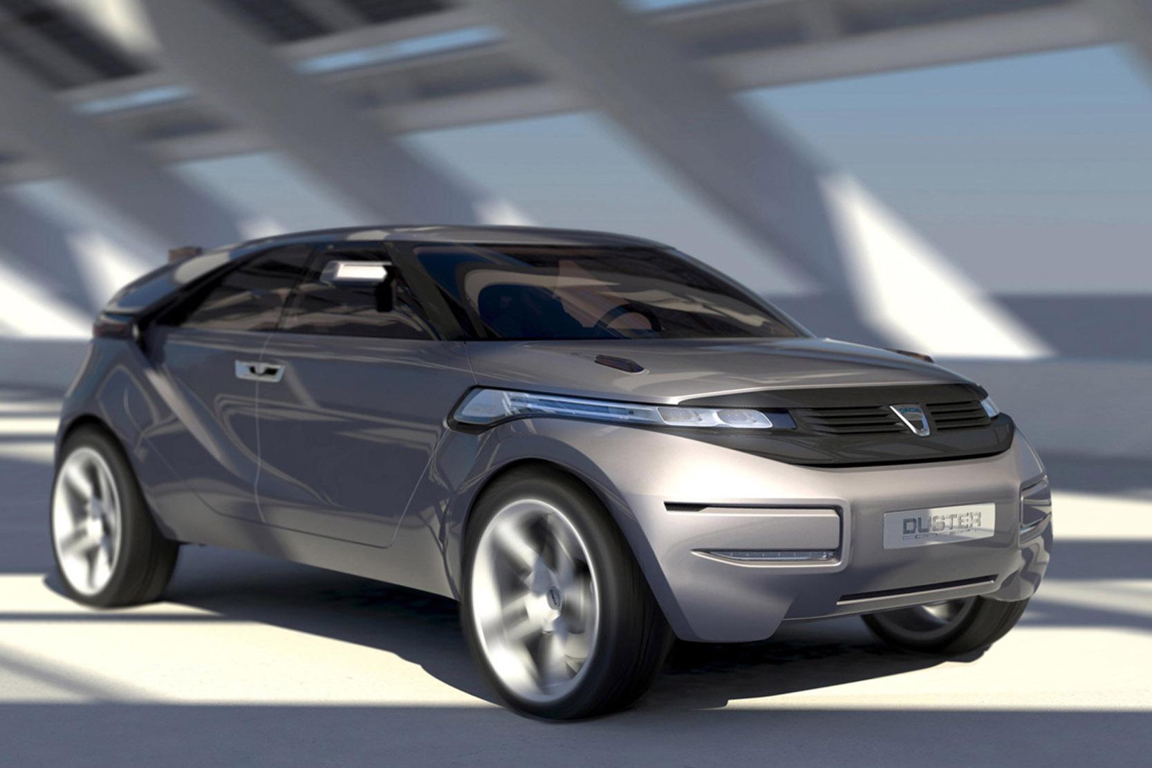 Dacia - Croissance constante Une marque en avance sur son temps