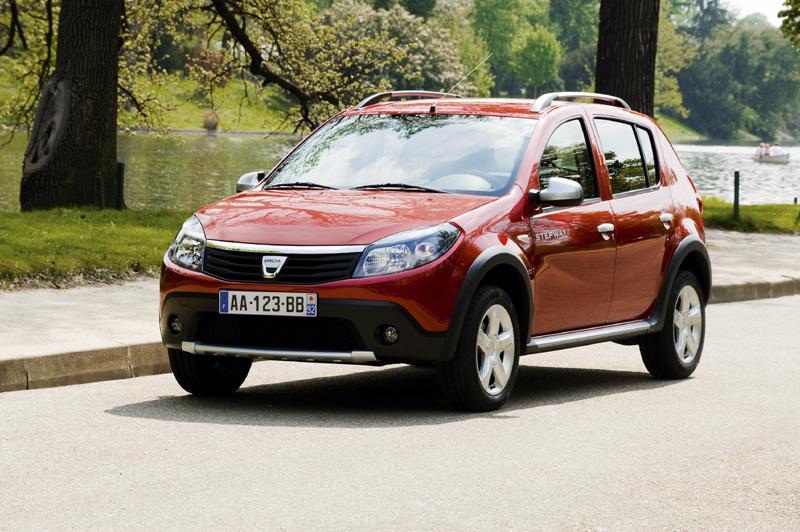 Dacia Sandero Stepway (Vidéo)  L'aventure à petit prix