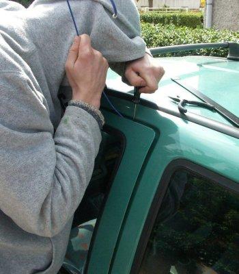 Un homme de 36 ans est condamné à deux ans pour vol de voitures.