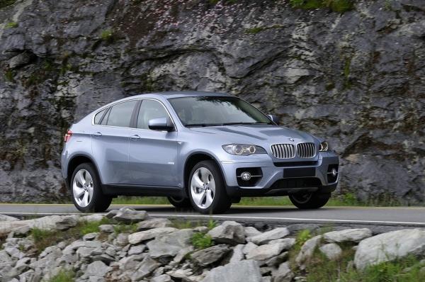 Essai BMW X6 ActiveHybrid,  Le premier SUV hybride européen