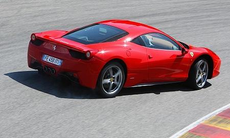 La Ferrari 458 Italia à Goodwood! (Vidéo)