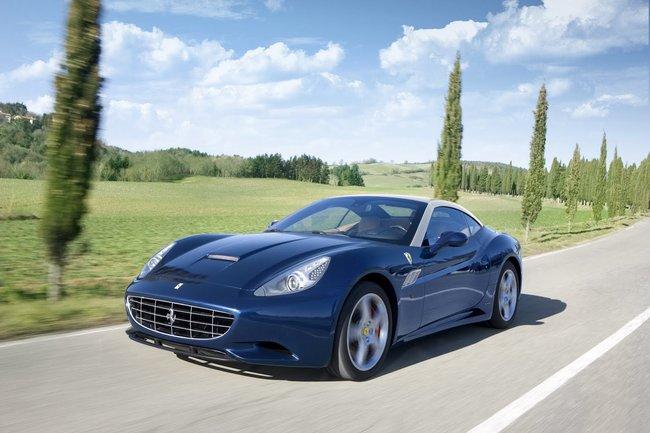 Nouvelle Ferrari California : la famille continue de s'agrandir