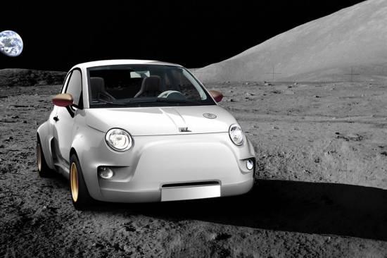 Une version électrique, et customisée de la Fiat 500 débarque sur le marché, après celle proposée pa...