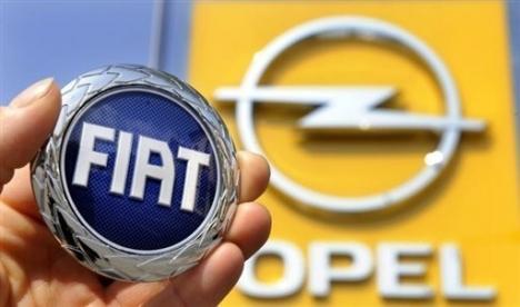 """Un rachat d'Opel par Fiat serait """"une opportunité extraordinaire""""  Naissance d'un groupe très puissant"""