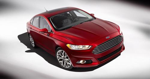 Un nouveau modèle de Ford rentre sur le marché automobile, Mondeo/fusion un véhicule à la fois écolo...