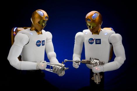 General Motors fabrique des robots pour l'espace (Vidéo)