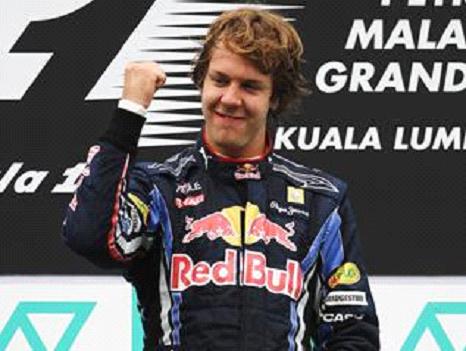 Grand prix de Malaisie 2010 Vettel enfin à l'arrivée