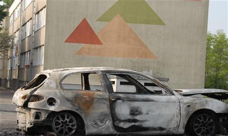 Pour se venger, cet homme a voulu mettre le feu à la voiture de son ex-femme.