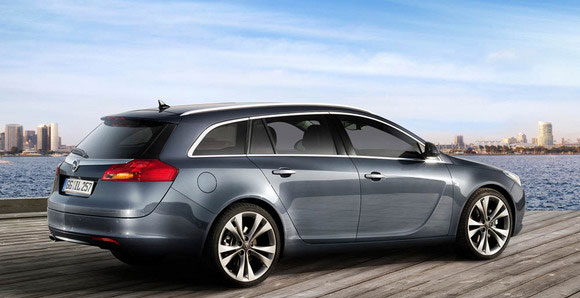 Opel Insignia version break Sport Tourer