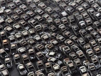 L'industrie automobile a subit de plein fouet les effets du séisme et du tsunami du 11 mars qui ont ...