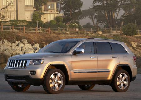 Jeep nous présente sa dernière création, le Grand Cherokee. Encore un 4x4 tout terrain, mais cette f...