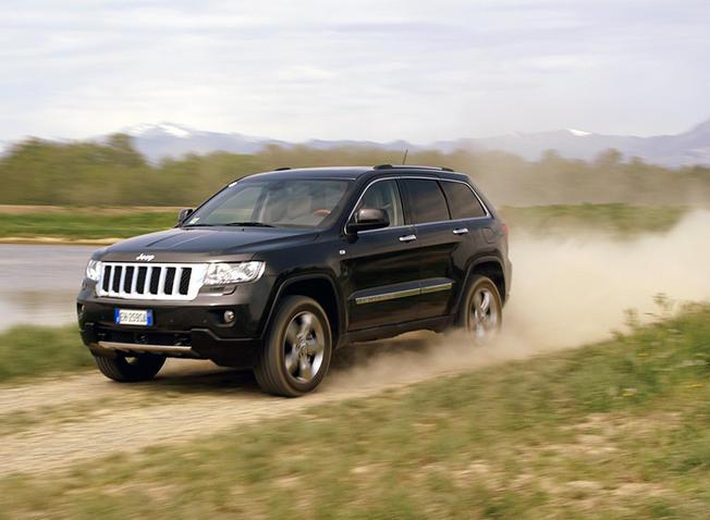 Essai du Jeep Grand Cherokee (Vidéo)