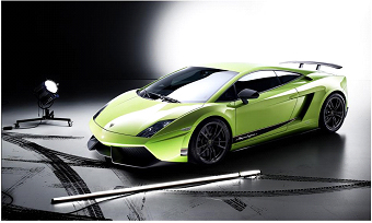 Lamborghini Gallardo Superleggera (Vidéo)  Un cran au dessus de ses rivales