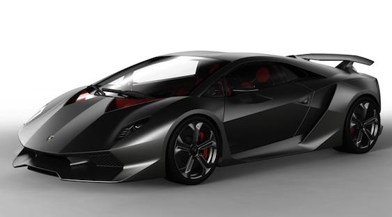 Lamborghini lance la production de la Sesto Elemento