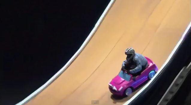 Les cascadeurs du Nitro Circus à Las Vegas (Vidéo)