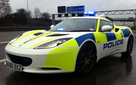 la lotus evora une voiture de police ou de course une evora pour la police b infos sur. Black Bedroom Furniture Sets. Home Design Ideas