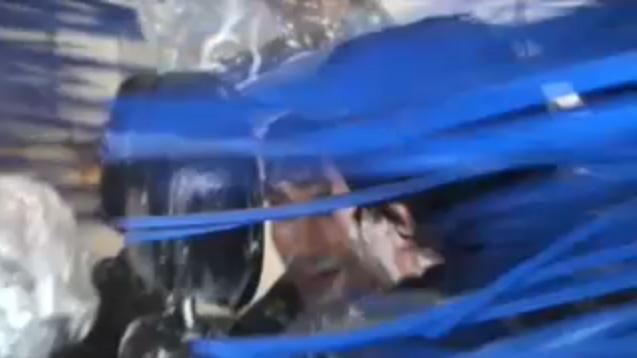 MINI Cabriolet lavage automatique (Vidéo insolite)  Lavage intérieur, extérieur et occupants...