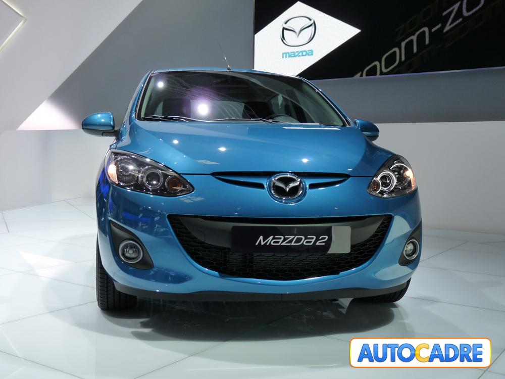 Toutes les nouveautés Mazda au mondial auto de Paris 2010.