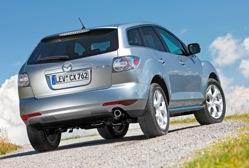 Le Mazda CX-7 est l'un des premiers SUV au monde à conjuguer la commodité et l'habitabilité d'un SUV...