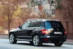 Mercedes-Benz - E et GLK  Certificat environnemental TÜV