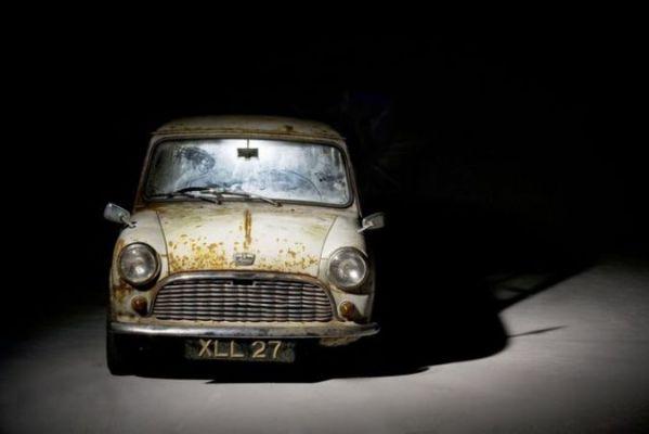 Une voiture mythique et de collection, c'est le moins que l'on puisse dire vu son âge, a été vendue ...