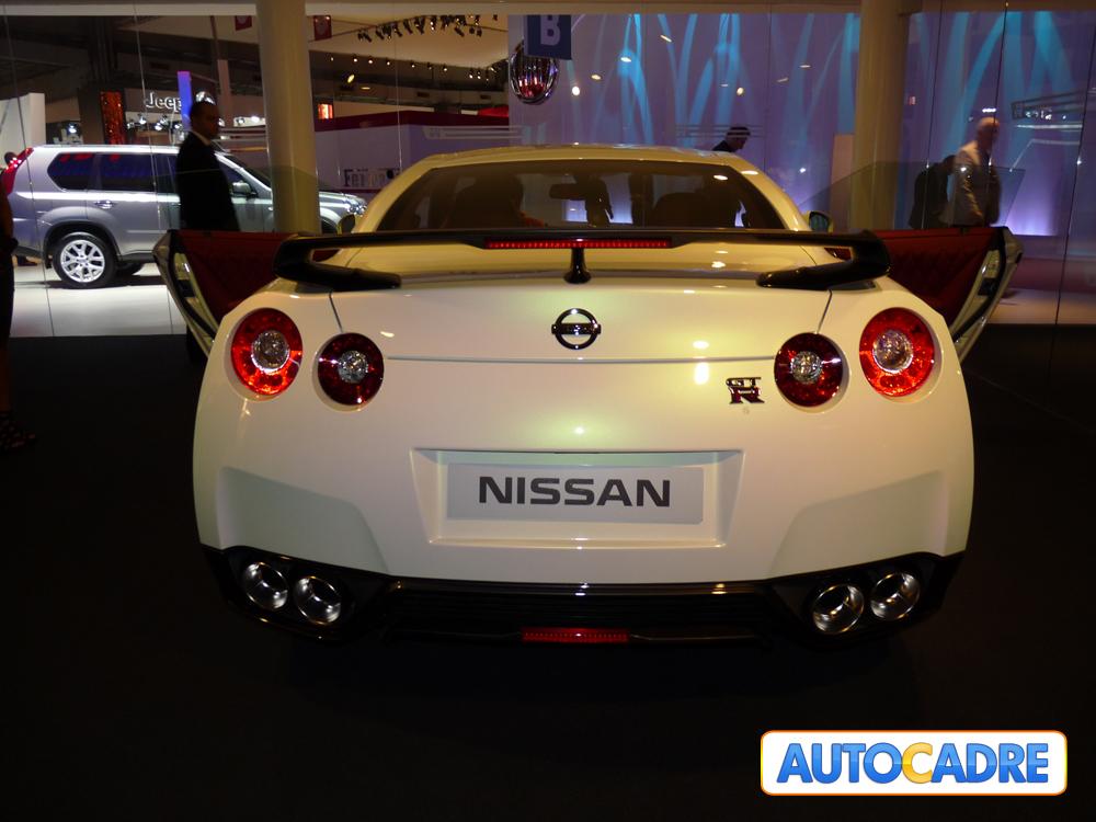 Toutes les nouveautés Nissan au mondial auto de Paris 2010.