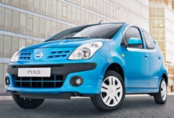 Nissan Pixo (Vidéo) Une voiture bien dans son temps