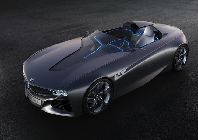 Nouveau concept BMW : Vision ConnectedDrive Il sera présenté au salon de Genève 2011