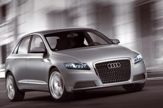 Nouvelle Audi A3,  Même avec l'âge elle assure toujours !