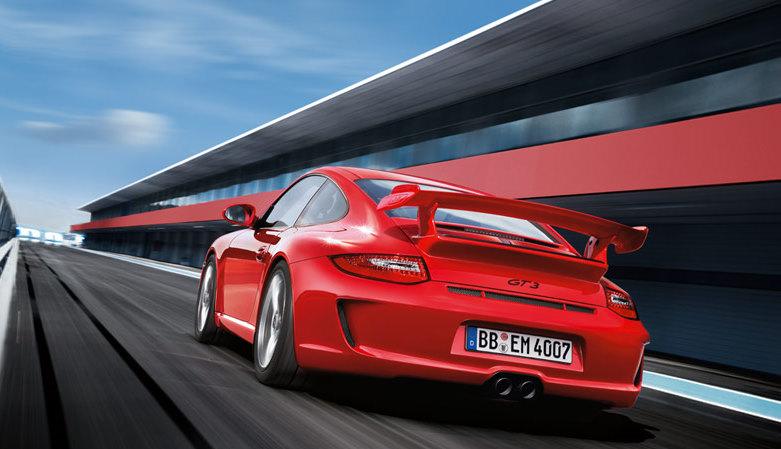 Nouvelle Porsche GT3, (Vidéo) Un sommet !