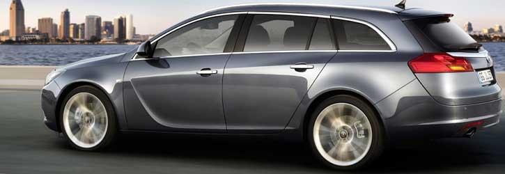 Opel Insignia Sport Tourer (Vidéo) Prix du meilleur design