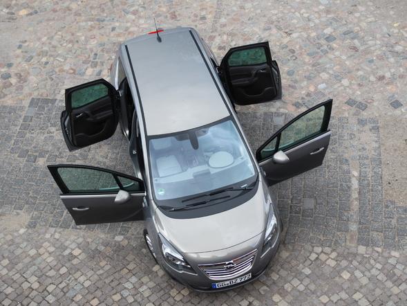Chez Opel, on est satisfait ou remboursé !