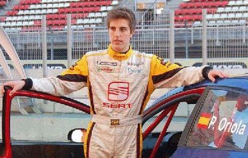 Pepe Oriola, un jeune homme espagnol de 16 ans, disputera la saison 2011 du championnat du monde de ...