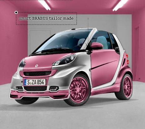 Tailor Made chez Smart : personnalisez votre véhicule.
