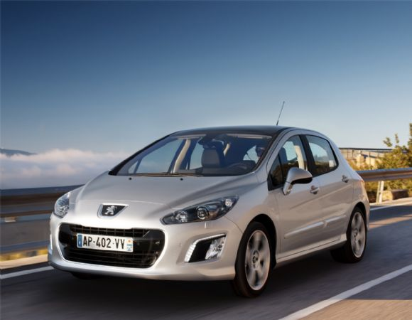 La Peugeot 308 : nouvelle version 2011 Un léger changement de design