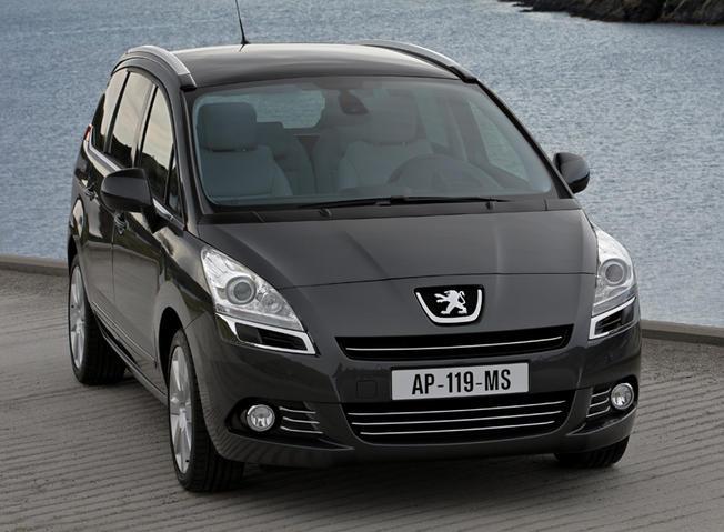 Peugeot 5008 (Vid�o)  Le nouveau profil du monospace