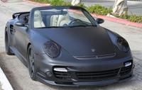 Une Porsche 911 turbo Star L'ex voiture de David Beckam